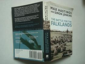 THE BATTLE FOR THE FALKLANDS 福克兰群岛之战