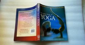 New Book of Yoga: Revised Edition of the Bestselling Step-By-Step Guide   16开外文原版   铜版印刷  有目录