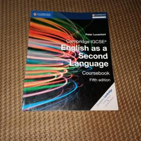Cambridge Igcse(r) English as a Second Language Coursebook