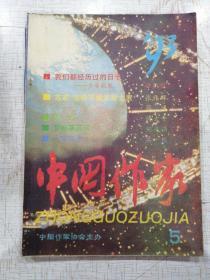 中国作家1993-5
