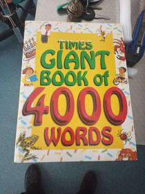 Times Giabt  Book Of 4000 Words