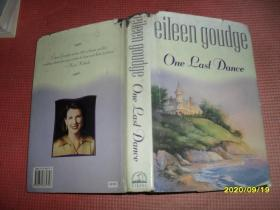 英文原版书:eileen goudge  One Last Dance  精装