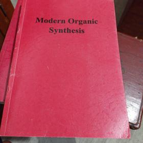 Modern Organic Synthesis