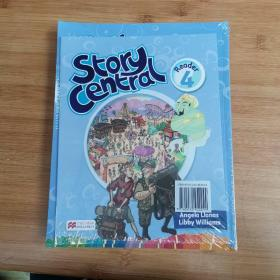 Story  Central  4  未拆封