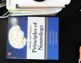 Adams and Victors Principles of Neurology 10th Edition