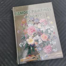 FAMOUS PAINTINGS OF FLOWERS (花卉静物)