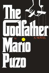 精装英文原版书 教父 The Godfather Mario Puzo