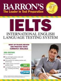 Barron'sIeltswithAudioCDs,3rdEdition