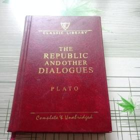 THE REPUBLIC AND OTHER DIALOGUES  PLATO 原版精装