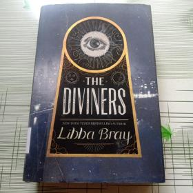 THE  DIVINERS  NEW YORK TIMES BESTSELLING AUTHOR