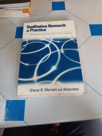 Qualitative Research in Practice: Examples for Discussion and Analysis