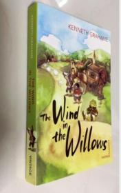 The Wind in the Willows     VINTAGE CLASSICS       柳树上的风  平装 原版小说  小开本  全新