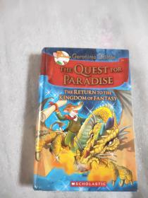 Geronimo Stilton: The Kingdom of Fantasy 2: The Quest for Paradise