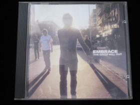 EMBRACE THE GOOD WILL OUT CDHUT CD