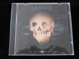 DEF LEPPARD RETRO ACTIVE CD