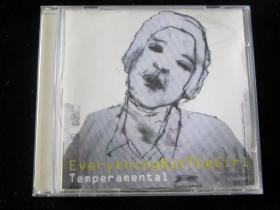 Everything But The Girl Temperamental CD