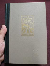 【美國著名作家賽珍珠(Pearl S.Buck)簽名本】1963年英文原版《THE LIVING REED》(《生蘆葦》)精裝毛邊本 珍貴!
