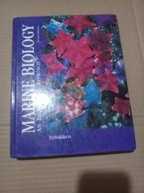 Marine Biology An Ecological Approach   Fourth Edition