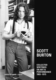 Scott Burton - Collected Writings on Art & Performance 1965-1975