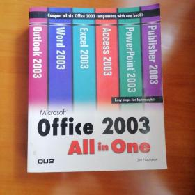 Microsoft Office 2003 All in One