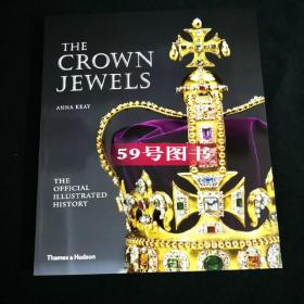 现货 皇冠珠宝Crown Jewels: The Official Illustrated History