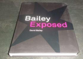 2手英文 David Bailey Exposed 大卫·贝利 小本 fa18