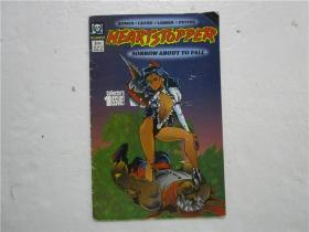 16開原版漫畫 《HEART-STOPPER》