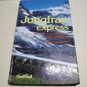 Jungfrau Express with the Jungfrau Railway up to the Glaciers