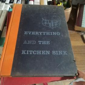 everything and the kitchen sink 外文原版