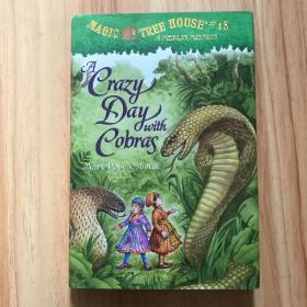 A Crazy Day with Cobras(Magic Tree House#45)神奇树屋系列45