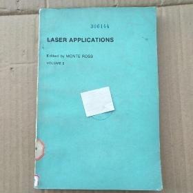 laser applications volume 3(P3540)