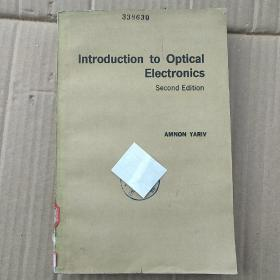introduction to optical electronics second edition(P3550)
