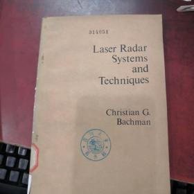 laser radar systems and techniques(P3594)