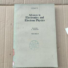 advances in electronics and electron physics volume 47(P3535)