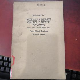 modular series on solid state devices volume IV(P3566)
