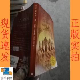 英文书 The Horse and His Boy (The Chronicles of Narnia)[纳尼亚传奇:能言马与男孩]