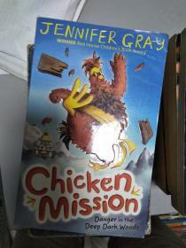 特價~ Chicken Mission: Danger in the Deep Dark Woods全外文版9780571298273