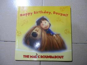 The Magic Roundabout--happy birthday ,dougal!