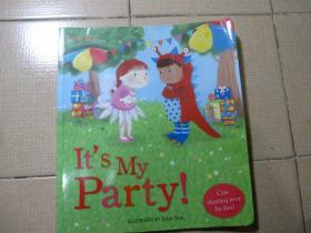 It's My Party!   (Can sharing ever be fun?)