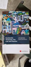 Residential Tenancies;The Law and Practice  4TH EDITION