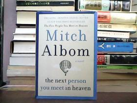 The Next Person You Meet in Heaven:The Sequel to The Five People You Meet in Heaven