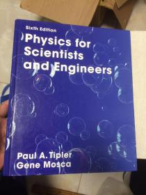 现货 Physics for Scientists and Engineers with Modern Physics  英文原版 科学家和工程师的物理学 大学物理学  Paul A. Tipler