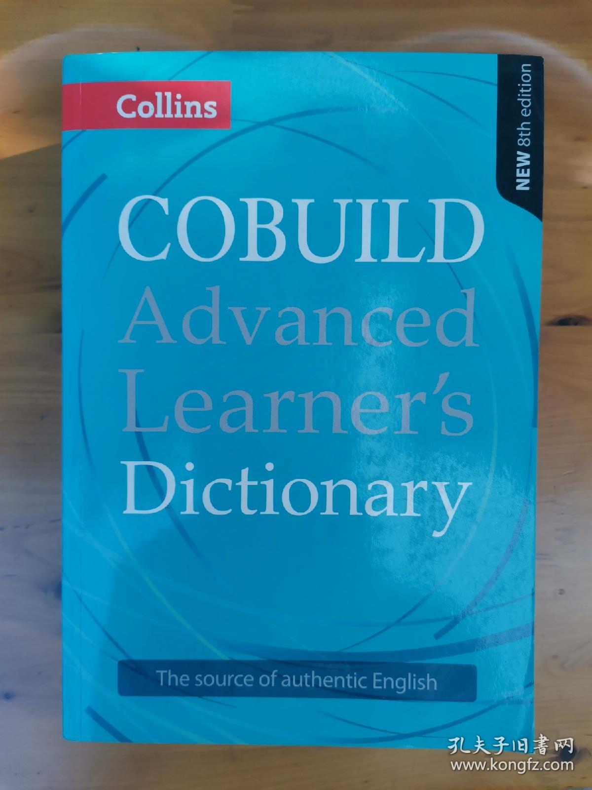 Collins COBUILD Advanced Learner's Dictionary'