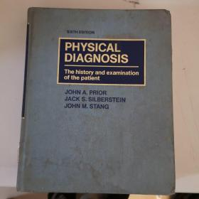 physical diagnosis 英文版 见图