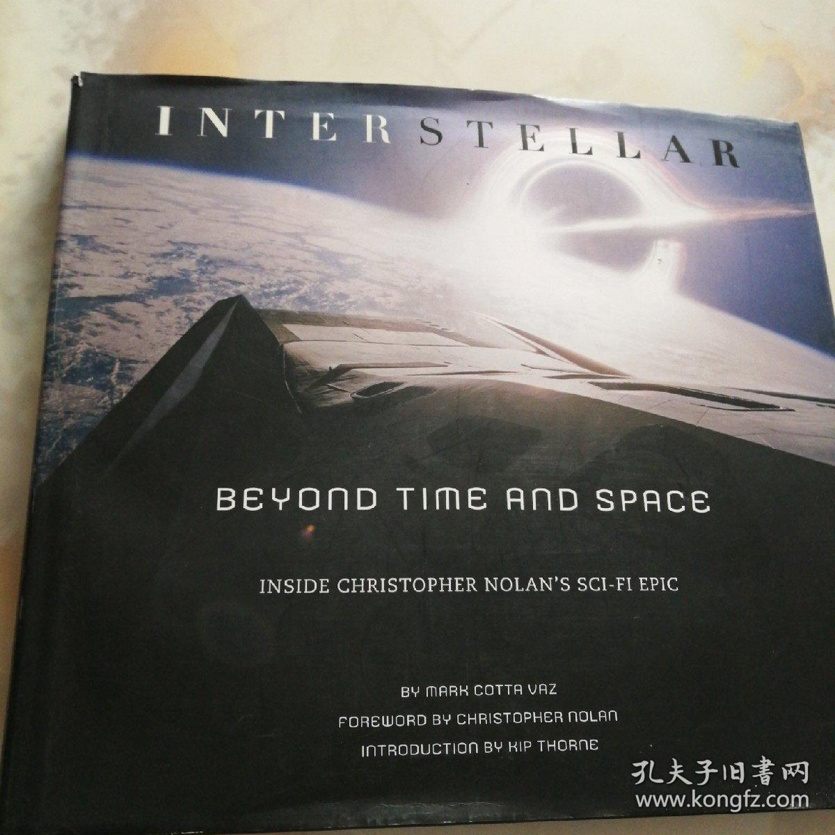 Interstellar:Beyond Time and Space