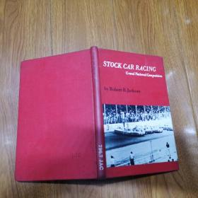 STOCK CAR RACING GRAND NATIONAL COMPETITION 赛车书籍