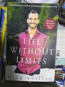 特價~Life Without Limits: Inspiration for a Ridiculously Good Life人生不設限 英文原版9780307589743