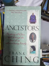 特價~Ancestors: The Story of China Told Through the Lives of an Extraordinary Family全外文版9781846041778