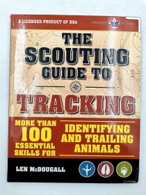 The Scouting Guide to Tracking 野生动物侦察跟踪指南