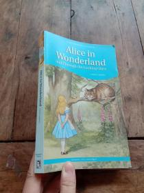 Alice in Wonderland and Through the Looking Glass【书边泛黄】